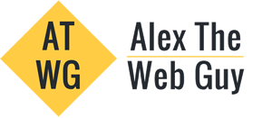 Alex The Web Guy Logo